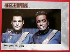 BATTLESTAR GALACTICA - Premiere Edition - Card #17 - Judgment Day