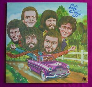 The Little River Band - original 1975 pressing , debut Lp