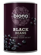 Organic Black Beans - 400g