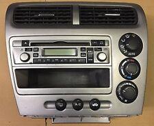HONDA CIVIC 1.6  SPORT TYPE S EP3 DASH HEATER CONTROL STEREO SURROUND CD PLAYER