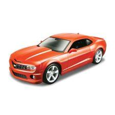 Véhicules miniatures orange pour Chevrolet 1:24