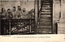 CPA Caveau de St-MICHEL (BORDEAUX) -La Mere et l'Enfant (176864)