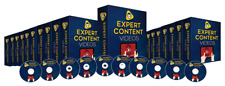 How To Churn Out Expert Content Almost Instantly- Videos on 1 Cd