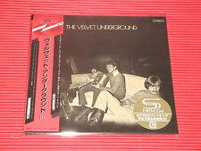 2017 VELVET UNDERGROUND Velvet Underground  JAPAN MINI LP SHM CD