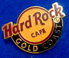 NEW GOLD COAST SURFERS PARADISE AUSTRALIA RED CIRCLE LOGO Hard Rock Cafe PIN