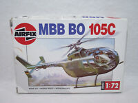 AIRIF 01068 Hélicoptère MBB BO 105C Luftwaffe Germany 1:72 Maquette Made France
