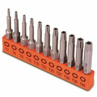 11PC Torx Bit Set Quick Change Connect Impact Driver Drill Security Tamper Proof