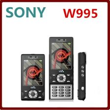 Sony Ericsson Walkman W995 - Energetic silver (Unlocked) 8MP WCDMA 3G Cellular