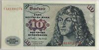 ALLEMAGNE - 10 MARK (1970) - Billet de banque (NEUF) 77K