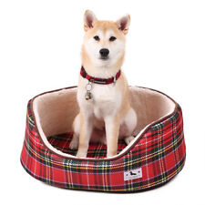 Medium Dog Cat Bed Size L Soft Removable Cushion Pet Mat Anti-Slip Nest Indoor