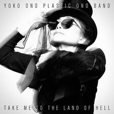 Yoko Ono & Plastic O - Take Me to the Land of Hell [New CD] D
