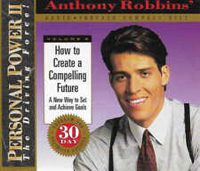 ANTHONY ROBBINS Personal Power II - How to Create a Compelling Future - CD Audio