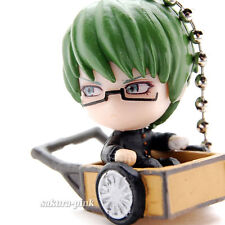 Shintaro Midorima Kuroko no Basuke School Uniform mini Figure Key Chain BANDAI