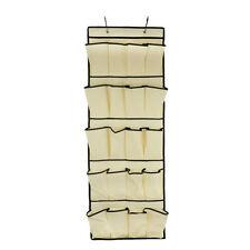 Solutions de rangement beige en tissu pour la maison