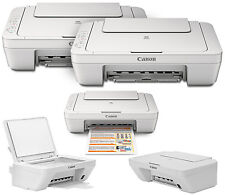 Canon Pixma All-In-One Print Scan Copy Inkjet Printer - Ink Not Included - 2PK