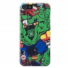 ANYMODE MARVEL HARDCASE CUSTODIA per APPLE IPHONE 5 5G 5S HULK