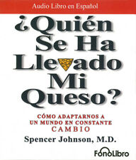 NEW Quien Se Ha Llevado Mi Queso Audio Libro en Espanol