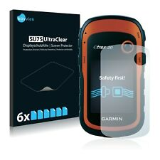 6x protector de pantalla para Garmin etrex 20 película protectora claramente lámina protector de pantalla