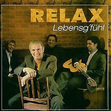 Lebensg'fühl - Best Of von Relax   CD   Zustand akzeptabel