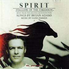Der Wilde Mustang/Spirit: Stallion Of The Cimarron - OST | Hans Zimmer | CD