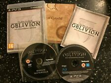 PS3 THE ELDER SCROLLS IV 4 OBLIVION 5th ANNIVERSARY EDITION COMPLETE PAL