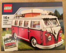 LEGO 10220 Creator  Volkswagen T1 Camper Van new in sealed box