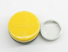Kodak Series V Portra Mounted Filter Lens 2+ Close- Up Good w/ Case - USED W55