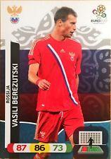192 Vasili Berezutski - UEFA EURO 2012 ADRENALYN XL PANINI (10)