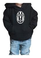 fm10 felpa cappuccio bambino/a JUVENTUS logo scudetto juve calcio SPORT