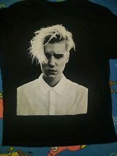 Justin Bieber Purpose Tour concert T Shirt mens Medium