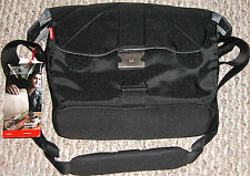 MANFROTTO UNICA I MESSENGER BAG BLACK