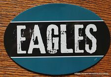 Philadelphia Eagles Oval Car Magnet Made In The Usa Football Sports Waterproof