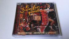 "BARENBOIM MEDEROS CONSOLE ""MI BUENOS AIRES QUERIDO"" CD 14 TRACKS COMO NUEVO GARD"