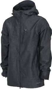 VOLCOM Men's PROSPECT Snow 2019 Jacket - BLK - Medium - NWT
