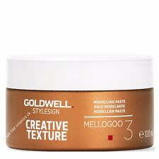 MELLOGOO Modelling Paste  Goldwell Style Sign Creative Texture 100ml