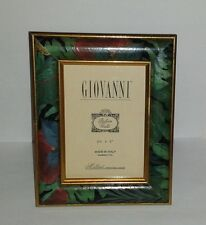Malden GIOVANNI Wood Photo Frame * Italian Gold * NEW - Made in Italy