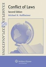 Examples & Explanations: Conflict of Laws, Second Edition, Hoffheimer, Michael H