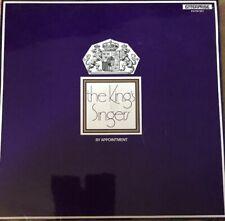 6 LPS Kings Singers Kings College Choir Treorchy Choir Guildford Choir Choral NM