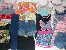 Girl 24 Month 2T Spring Summer Dress Tops Shorts Shirts Outfits Sets Clothes Lot