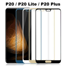 Full Cover 9H Tempered Glass For Huawei P20 Lite 20 Pro 20pro Screen Protector