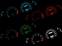 LETRONIX LED Tachobeleuchtung Farbig Umbauset Hyundai Lantra Kein Löten P&P