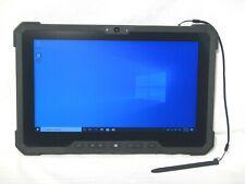 Dell Latitude 12 Rugged 7202 Tablet M-5Y71 1.2Ghz 8GB 256GB Wi-Fi LTE GPS 2 CAMS