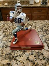 Danbury mint figurines Michael Irvin