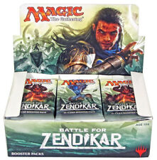 New Magic MTG sealed box - Battle for Zendikar - ITALIAN