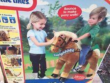 Little Tikes Giddyup N Go Pony In Box New