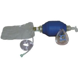 Adult Bag Valve Gear Resuscitator MPR - 2500 cc/ml Bag #5808