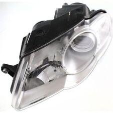 For Passat 06-10, Driver Side Headlight, Clear Lens