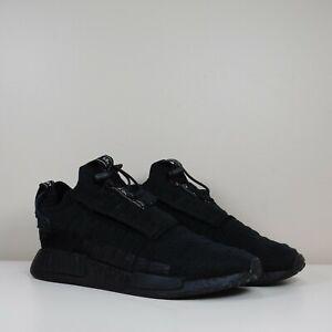 Adidas NMD TS1 PK GTX Gore-Tex Triple Black Mens Size 10.5 Boost  AQ0927