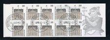 Federal-MH mh35ioz est postphilatelie Frankfurt am Main 14.8.1997!!! (135063)