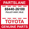 88440-26100 Toyota OEM Genuine PULLEY ASSY, IDLE